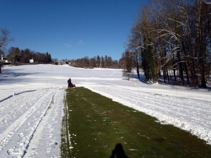 Greenkeeping 11 Winter