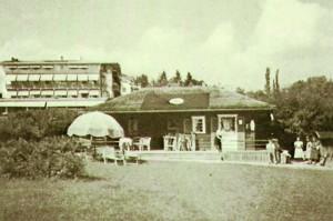 1926 Clubhaus des Golf-Club Feldafing