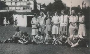 1928 Historisches Golfspiel 7