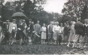1928 Historisches Golfspiel 8