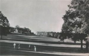 1935 Ansichtskarte GCF