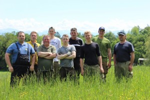Greenkeeping-Team