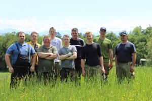 Greenkeeping-Team