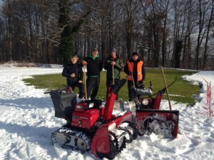 Greenkeeping 10 Winter