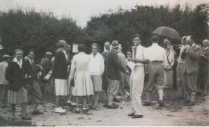 1928 Historisches Golfspiel 5