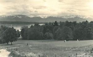 1952 Postkarte